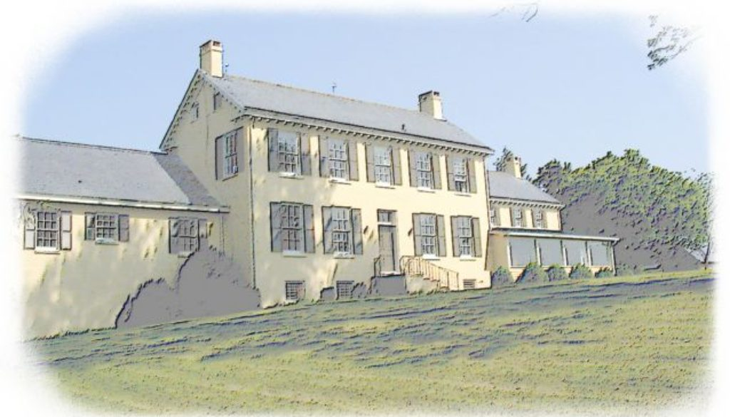 Manor Drawing