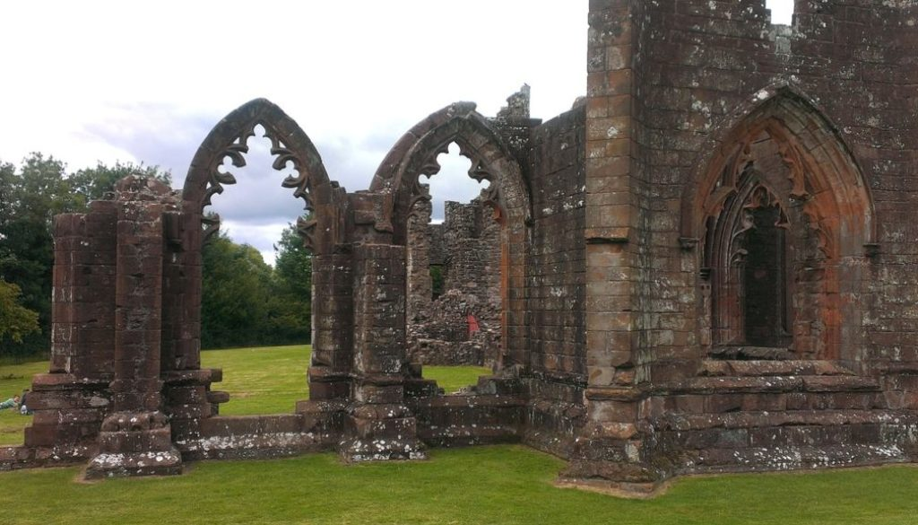Cathedral Ruin s