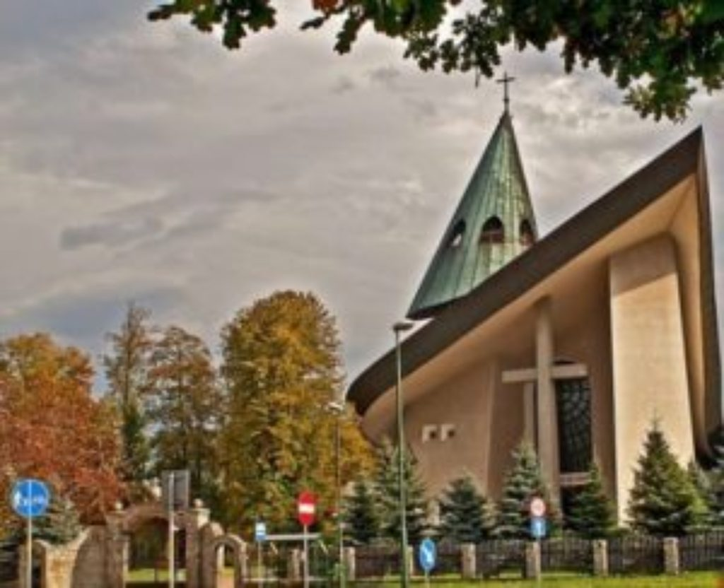 Modern Church Building (1)