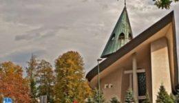 Modern Church Building (1)